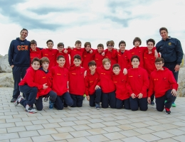 Circolo Canottieri Napoli Under13_B